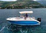Island of Mljet Tour - Fisher 20 Deck Speedboat