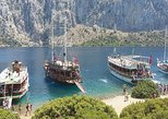All Inclusive Aegean Islands Boat Trips From Marmaris & Icmeler