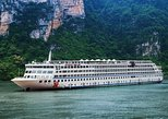 Yangtze River Cruise from Chongqing to Yichang Downstream in 4 Days 3 Nights
