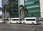 Monterrey Transfers Tour Casinos 7-10 pax Toyota Van 12 hrs