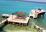 Transportation in Catamaran to Islas del Rosario trip Eco-hotels