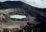 Private transfer San Jose to Arenal Volcano via Poas Volcano