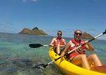 Tandem Kayak Rental- Half Day