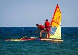 Santorini:Windsurfing lessons