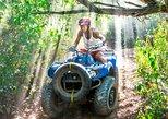 Coba Adventure (ATV, Rappel, ziplines, cenote, archeological zone)