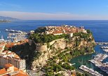 French Riviera with Nice,Eze and Monaco from Marseille