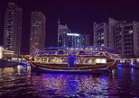 Dhow Boat Dinner Cruise in Dubai