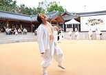 UNESCO folk village Andong tour including soju museum from Seoul by KTX train