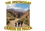 South America - Bolivia: LA PAZ - HALF DAY - HIKE THE PALCA CANYON