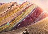 Serviço compartilhado exclusivo do Rainbow Mountain Tour. Cusco, PERU