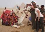 Africa & Mid East - Egypt: Giza Pyramids & Sphinx and Egyptian museum Full day Private Tour