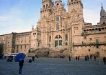 Private walking tour in the Old Town of Santiago de Compostela