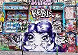 Paris 90-Minute Street Art Tour, Self-guided tour with mobile app