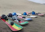 Sand Sledding and Sandboarding Half Day in Lima!!