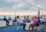 savor a tasty meal on board los angeles dinner cruise