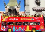 Los Angeles Hop-On Hop-Off Double-Decker Bus Tour