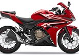 Motorcycle Rental: Honda CBR500R