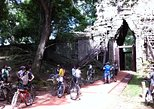 Bicycle journey in the Temples