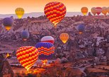 2 Days 1 Night In Cappadocia From Istanbul (Balloon Optional)