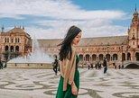 Photoshoot in Plaza de España