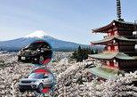 Fuji and Lake Kawaguchi Tour