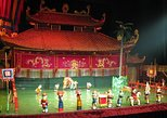 Hanoi water puppet show and dinner