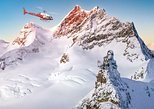 Jungfraujoch private tour with a guide from Zurich by Helicopter and Limo