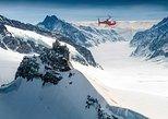 Jungfraujoch 20 Min. scenic flight from Interlaken