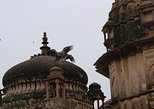Enigmatic Cenotaphs & Vultures of Orchha from Khajuraho
