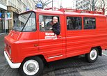 Private Tour: Warsaw in Nutshell Sightseeing by retro minibus