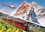 Jungfraujoch Day tour from Interlaken by limo, train and helicopter