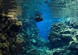 Europa - Island: Schnorchelerlebnis in Silfra Fissure im Thingvellir-Nationalpark