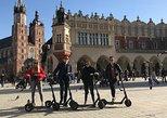 Electric Scooter Rental Krakow 3 Hours