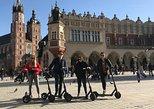 Electric Scooter Rental Krakow 12 Hours