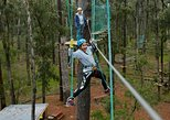 Busselton High Ropes and Zipline Adventure