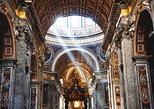Skip the Line: Dedicated Access to St Peter Basilica & official audioguide