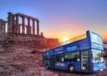 Athens Combo: Hop-on Hop-off Bus & Cape Sounion Sunset Tour