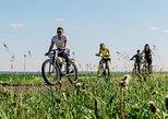 Hybrid bike rental on Ile d'Orleans