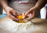 Private pasta-making class at a Cesarina's home with tasting in Pisa
