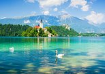 Alpine Lakes of Bled and Bohinj, and Triglav National Park Day Tour from Ljubljana