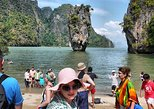 James Bond Island Sightseeing & Canoeing Tour by Speedboat from Phuket