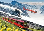 Jungfraujoch Day tour from Bern by limo, train and helicopter