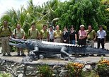 Sarawak Jong's Crocodile Farm and Zoo Tour from Kuching