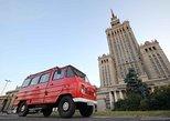 Private Tour: Warsaw Communism Tour by retro minibus