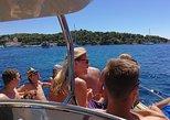 Boat tour - Brac - Milna - military shelter -Golden horn - Bol