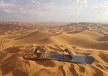 Arabian sunrise Jeep Safari - Sandboarding, Dunebashing, Camel ride, tea & dates
