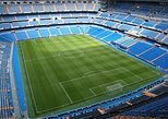 Small Group Skip the line Bernabeu Stadium Ticket with Market Tapas Lunch