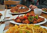 explore different cuisines in chinatown and greektown