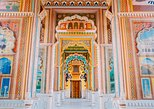 Jaipur City Palace, Hawa Mahal & Jantar Mantar Private Tour