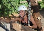 Alpine Tower Climbing Adventure in White Sulphur Springs